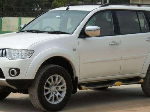 Used 2012 Mitsubishi Pajero Sport MT for sale in Coimbatore