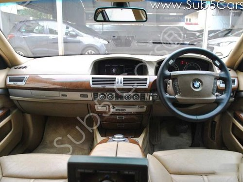 Used 2006 BMW 7 Series 2007-2012 AT for sale in Hyderabad