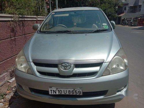 Used Toyota Innova 2.0 G4, 2008, Diesel MT for sale in Chennai