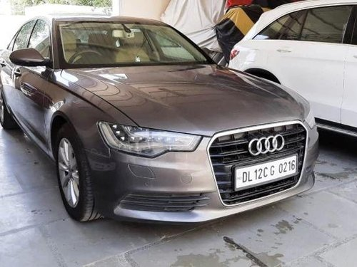 2013 Audi A6 2.0 TDI Technology AT for sale in New Delhi-12