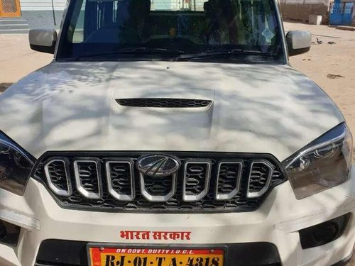 Used 2018 Mahindra Scorpio AT for sale in Ajmer