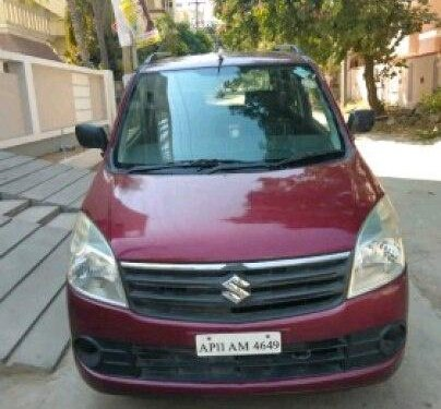2011 Maruti Wagon R LXI MT for sale in Hyderabad-4