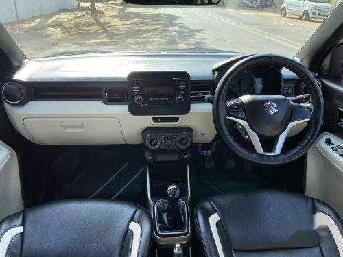 Used 2017 Maruti Suzuki Ignis 1.2 Zeta MT for sale in Ahmedabad