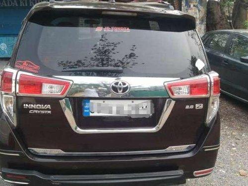 Toyota INNOVA CRYSTA 2.8Z Automatic, 2016, Diesel AT in Raipur