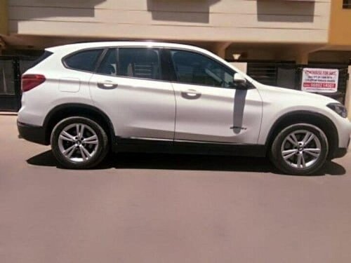 Used 2016 BMW X1 sDrive 20d Sportline AT for sale in Bangalore