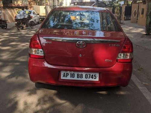 Used Toyota Etios 2012 MT for sale in Hyderabad