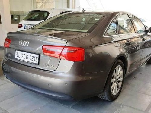 2013 Audi A6 2.0 TDI Technology AT for sale in New Delhi-3