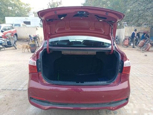 2017 Hyundai Xcent 1.2 VTVT SX Option MT for sale in New Delhi
