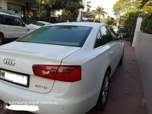 Used 2012 Audi A6 AT for sale in Chandigarh