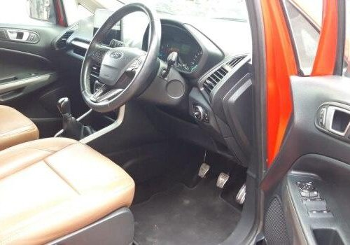 2018 Ford EcoSport 1.5 Diesel Titanium MT for sale in Bangalore