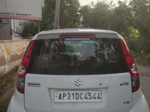 Maruti Suzuki Ritz Vxi BS-IV, 2015, Petrol MT for sale in Vijayawada