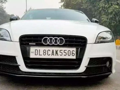 Used 2015 Audi TT 2.0 TFSI AT for sale in Gurgaon