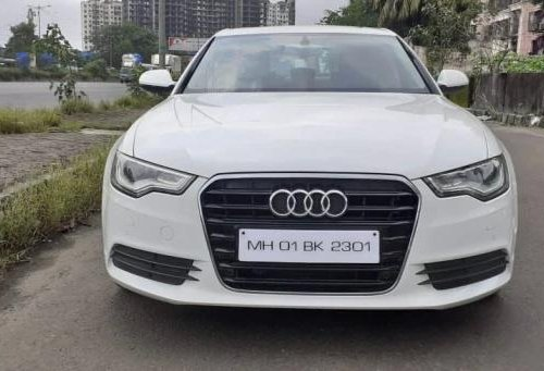 2013 Audi A6 2.0 TDI Premium Plus AT in Mumbai
