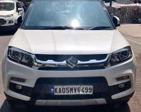Used 2017 Maruti Suzuki Vitara Brezza AT for sale in Nagar