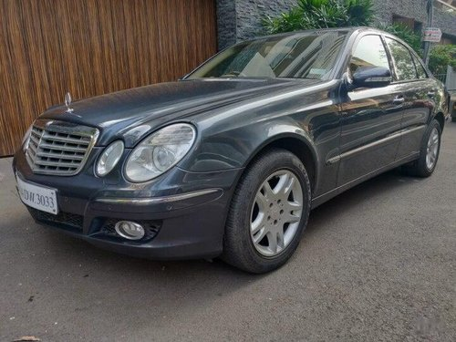 Used Mercedes Benz E Class 2008 AT for sale in Mumbai -4