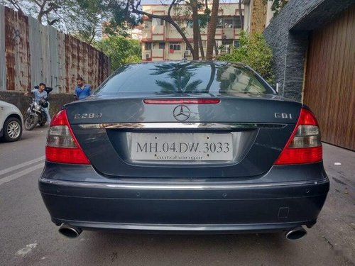 Used Mercedes Benz E Class 2008 AT for sale in Mumbai -1