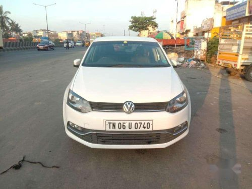 Used Volkswagen Polo 2017 MT for sale in Chennai