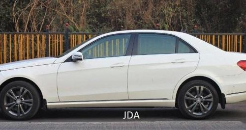 Used Mercedes Benz E Class 2017 AT for sale in Mumbai