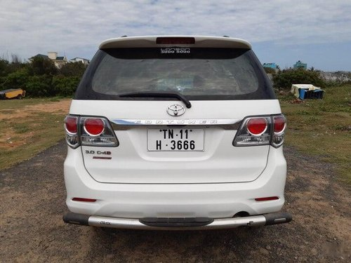 Used 2014 Toyota Fortuner MT for sale in Chennai