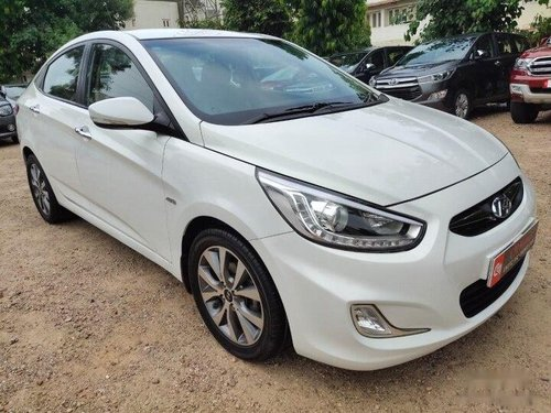 Used Hyundai Verna 1.6 SX 2015 MT for sale in Ahmedabad