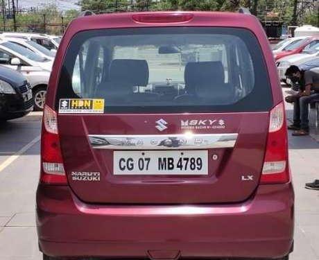 Used 2012 Maruti Suzuki Wagon R LXI MT for sale in Raipur