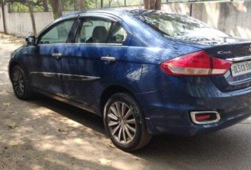 2019 Maruti Ciaz Alpha Diesel MT for sale in New Delhi