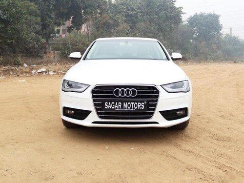 Used Audi A4 35 TDI Premium 2015 AT for sale in New Delhi