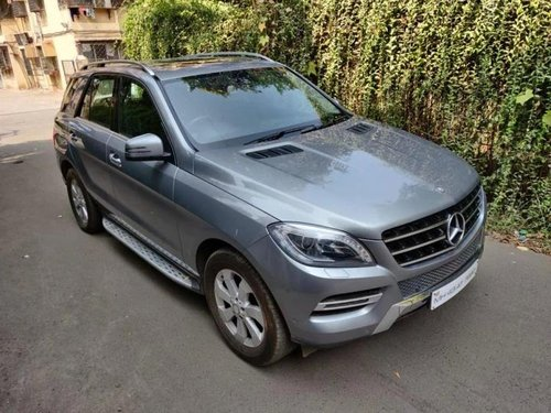 Mercedes-Benz M-Class ML 250 CDI 2015 AT for sale in Mumbai