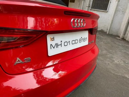 Used 2015 Audi A3 Cabriolet AT for sale in Mumbai