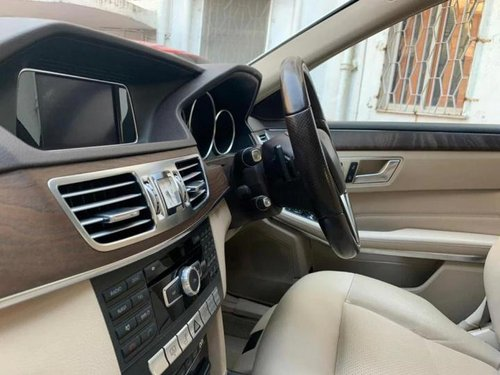Used Mercedes Benz E Class 2014 AT for sale in Mumbai