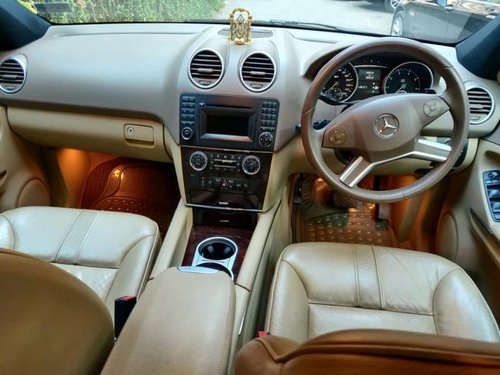 Used 2009 Mercedes Benz M Class AT for sale in Mumbai