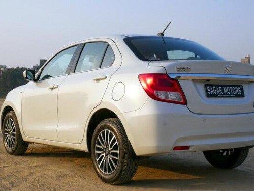 Used Maruti Suzuki Dzire 2018 AT for sale in New Delhi