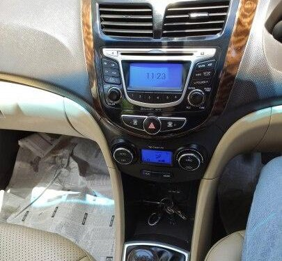 Hyundai Verna 1.6 SX VTVT 2014 MT for sale in Ahmedabad