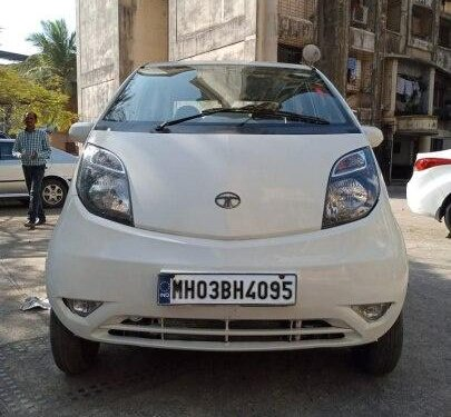 Used Tata Nano Lx BSIII 2012 MT for sale in Thane