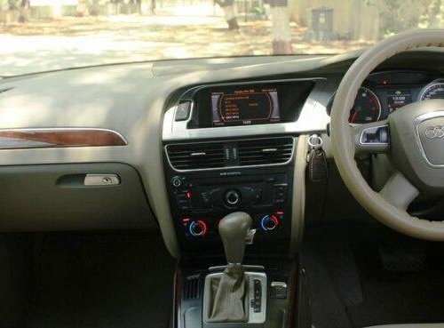 Used Audi A4 1.8 TFSI 2010 AT for sale in Ahmedabad