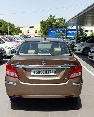 Maruti Suzuki Dzire ZDI Plus 2017 MT for sale in Hyderabad