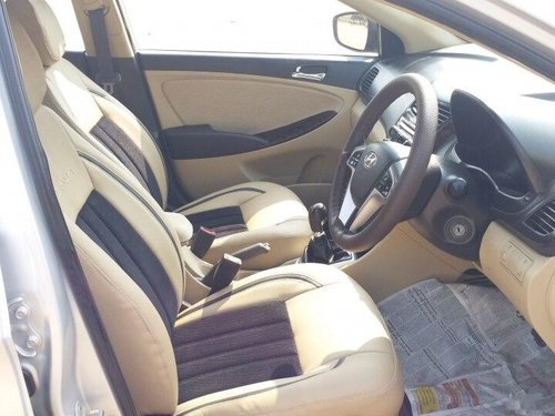 Used Hyundai Verna 1.6 SX 2013 MT for sale in Ahmedabad