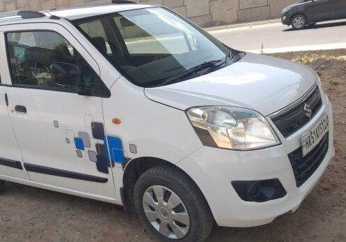 Maruti Suzuki Wagon R LXI CNG 2013 MT for sale in Faridabad