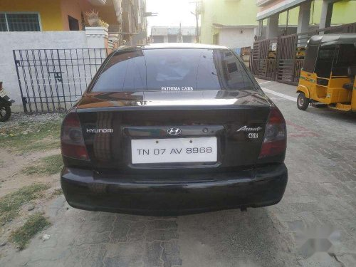 Hyundai Accent CRDi, 2006, Diesel MT for sale in Chennai