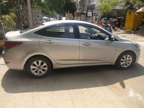 2016 Hyundai Verna 1.6 CRDi SX MT for sale in Hyderabad