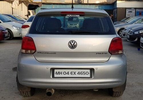 Volkswagen Polo Petrol Highline 1.6L 2011 MT for sale in Pune