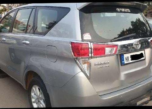 Toyota INNOVA CRYSTA 2.8Z Automatic, 2017, Diesel AT in Panchkula