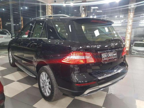 Mercedes-Benz Ml Class, 2014, Diesel AT for sale in Lucknow