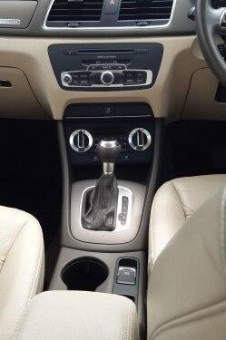 Audi Q3 2.0 TDI 2013 AT for sale in Chennai
