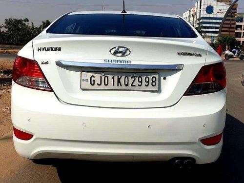 Hyundai Verna Fluidic 1.6 CRDi EX, 2012, Diesel MT for sale in Ahmedabad