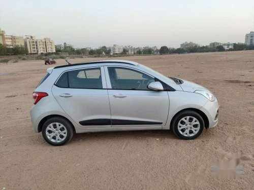 2016 Hyundai Grand i10 Sportz MT for sale in Ahmedabad-8