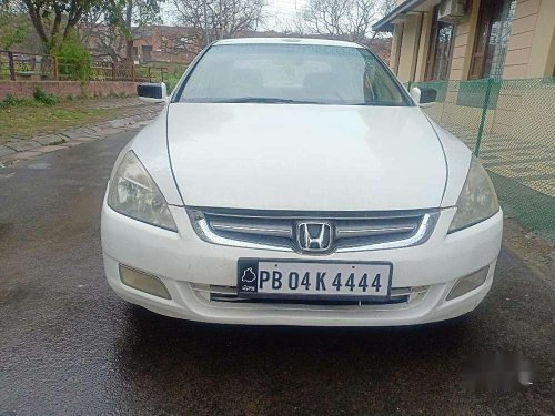 Honda Accord 2.4 Automatic, 2006, Petrol AT in Chandigarh
