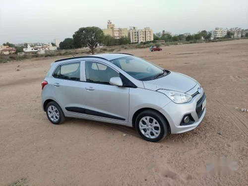2016 Hyundai Grand i10 Sportz MT for sale in Ahmedabad-7