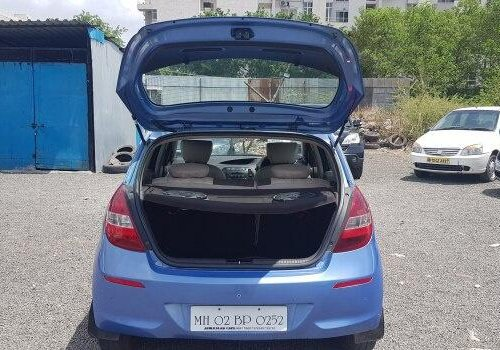 2009 Hyundai i20 1.4 Asta with AVN AT for sale in Pune