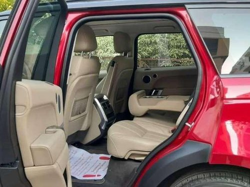 2016 Land Rover Range Rover Sport SE AT in Hyderabad